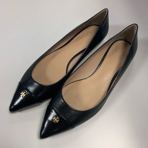 Tory Burch Fairford Pointed Toe Flat